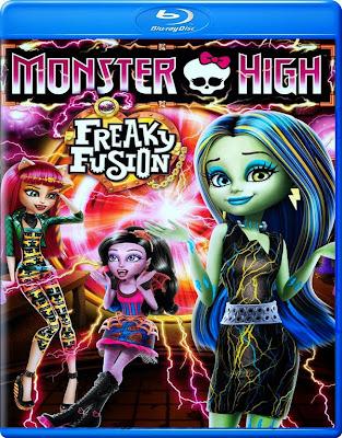 Monster High: Fusión monstruosa (2014) 1080p Latino