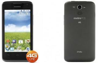 Huawei Premia 4G M931, Smartphone Android CDMA Spesifikasi Prima Lagi Murah
