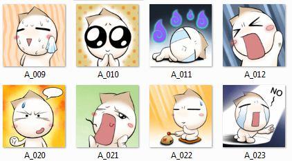 Gambar Avatar Lucu Untuk Bb