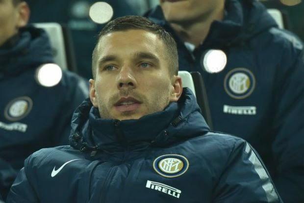 Lukas Podolski Diundi Sebagai Pemain Paling Merugikan Kelab Di Itali