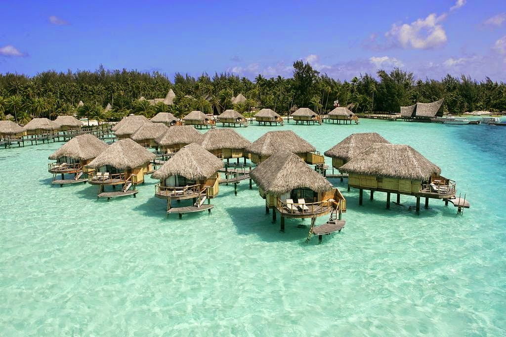 Bora Bora (Polinesia Francese) - Bora Bora Pearl Beach Resort and Spa 4.5* - Hotel da Sogno