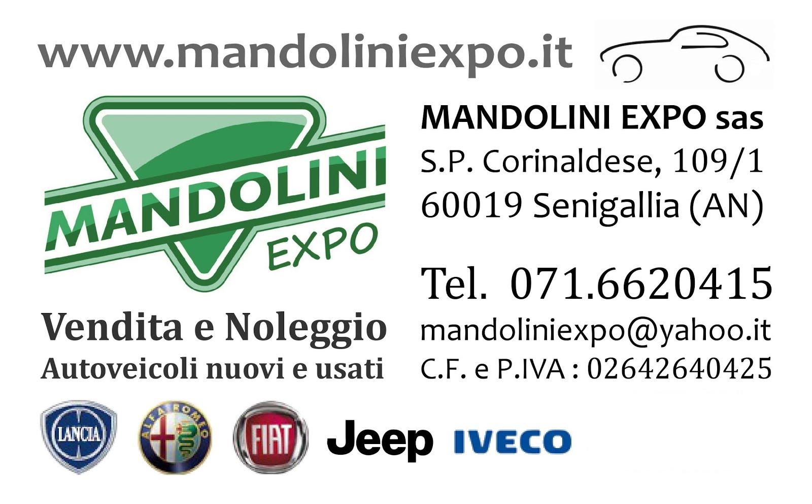 MANDOLINI EXPO sas