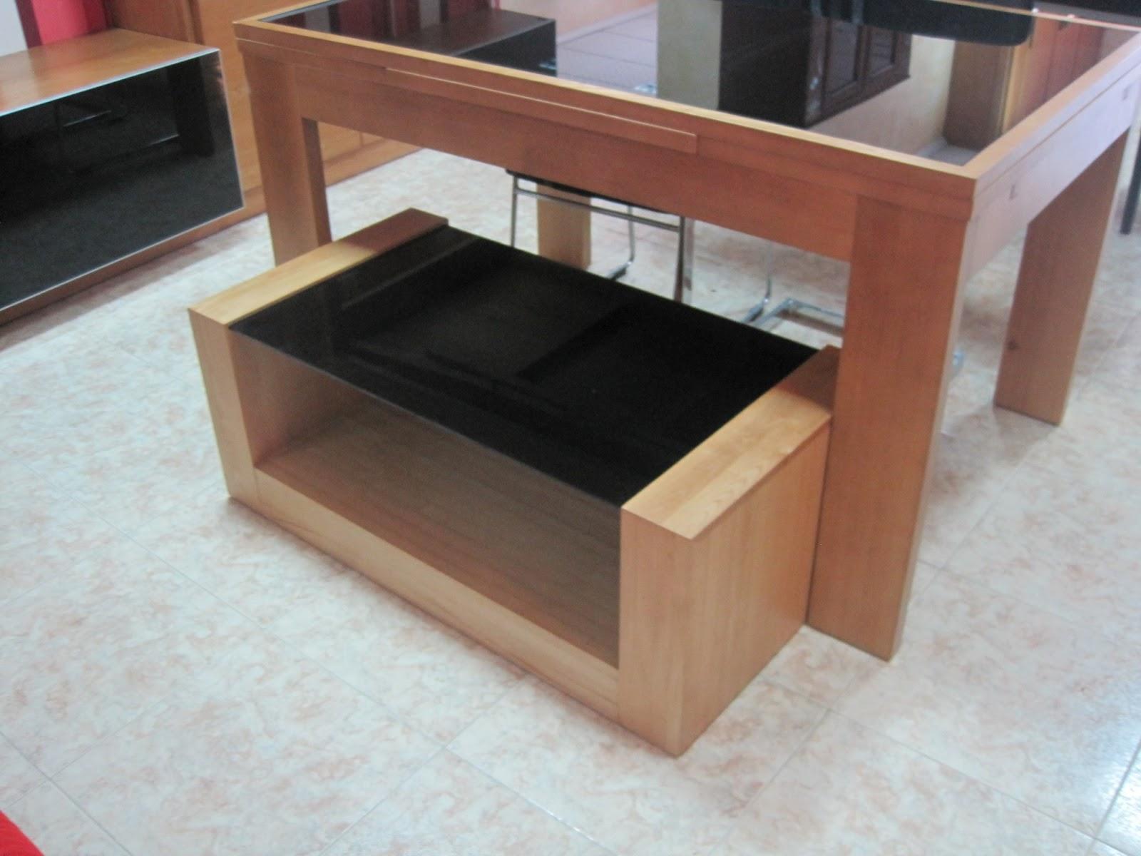 Fotos de muebles de comedor de madera for Comedores en oferta