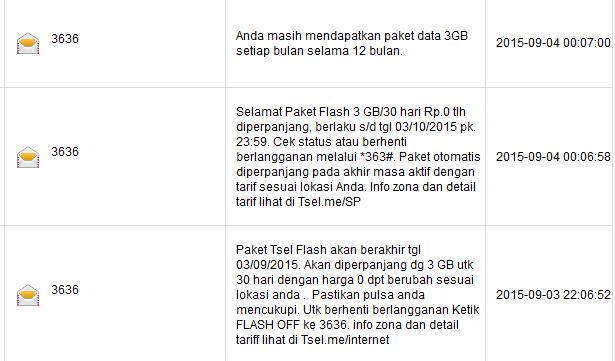 Paket Internet SimPATI Murah 3GB Sebulan Untuk Satu Tahun
