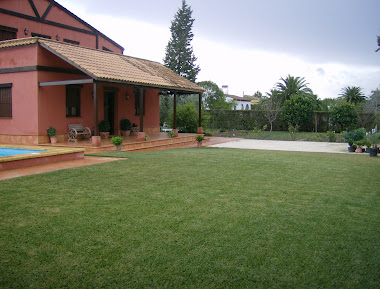 Frontal de la casa