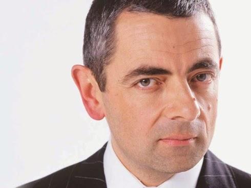 Mr Bean kemalangan lagi
