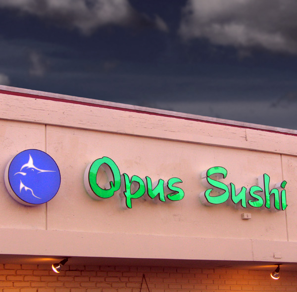 Musical Terms in the Marketplace - Opus Sushi