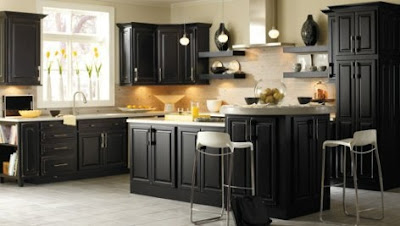 de la cocina mas populares blanco y plata gabinetes de cocina negros