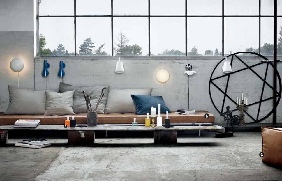 Puro dise o danes estilo nordico estilo nordico for Muebles de oficina 08018