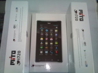 Review Tablet Mito T720