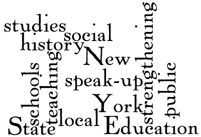 Should We Teach NY State and Local History?
