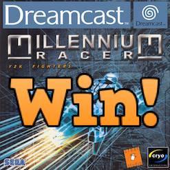 Competition: Millennium Racer!