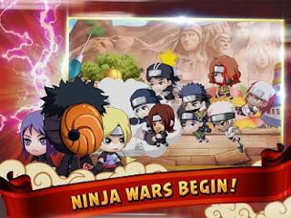 Game Ninja Heroes Mod Apk Terbaru 2015