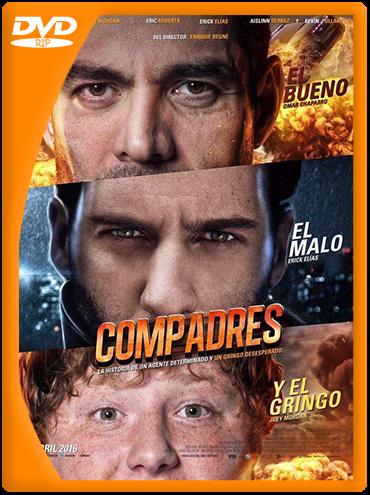 Compadres (2016) DVDRip Español Latino
