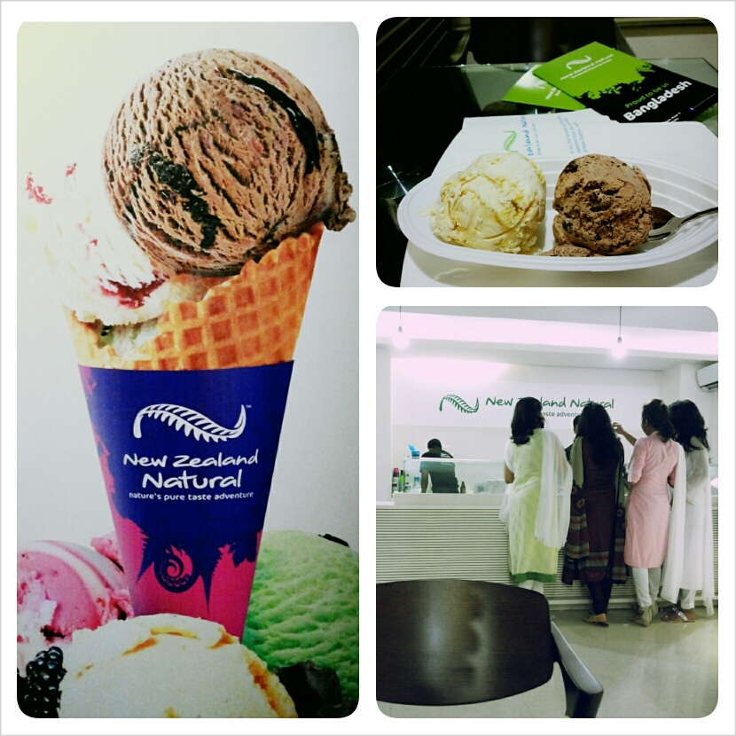 Food-travel-bangladesh-dhaka-banani-new zealand natural-ice cream-dessert-english toffee-chocolate fudge
