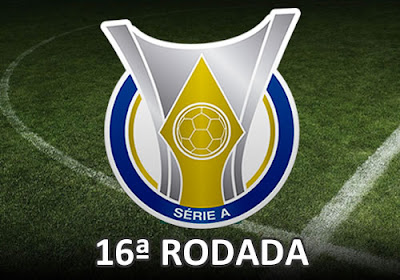 Brasileirão 2015 - 16ª Rodada (29 de Julho)