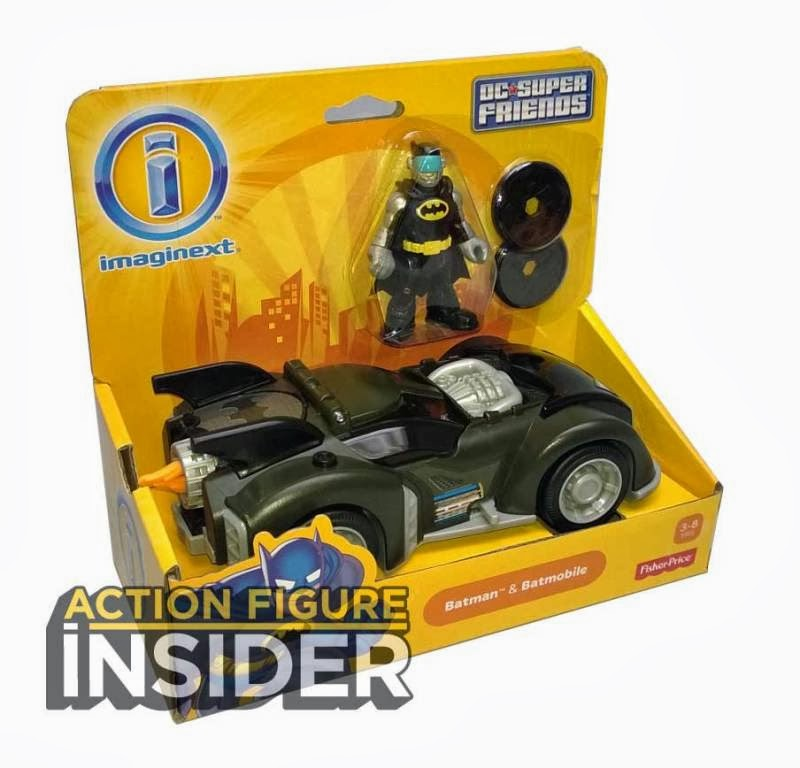 Batmobile Toy Imaginext This New Imaginext Batmobile