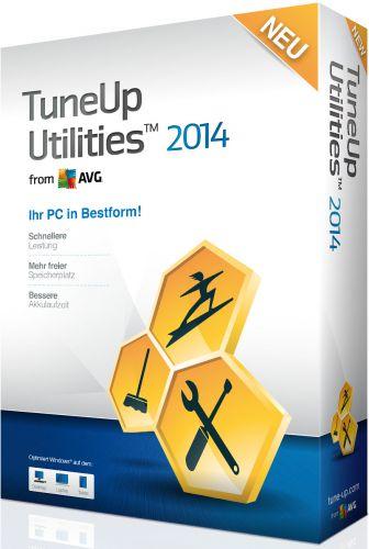 TuneUp Utilities 2014 Download + Serial KEY em Português-BR (Full)