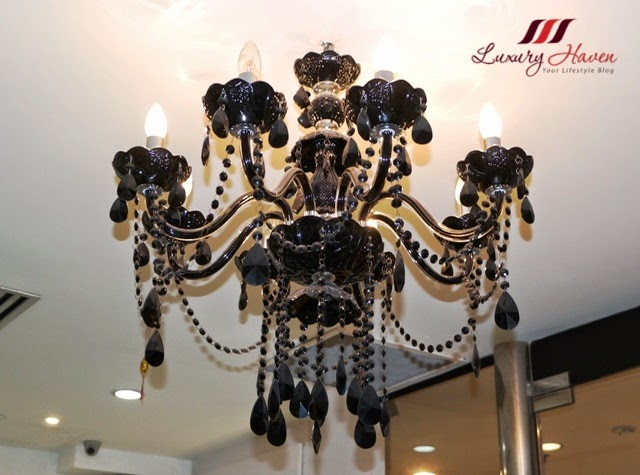 singapore japanese hair salon naoki yoshihara orchard chandelier