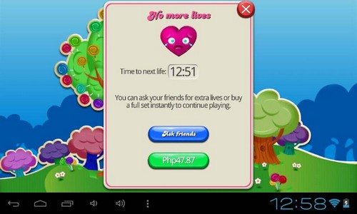 What Happens On Candy Crush When You Send Extra Lives
