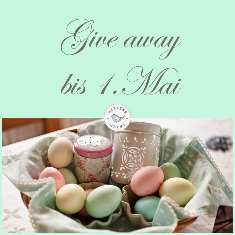 Give Away bei Barbara