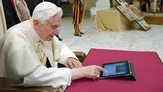 papal tweet