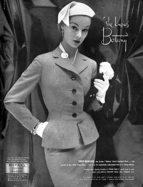 Time fashion is everything what women wore in the 1950 s