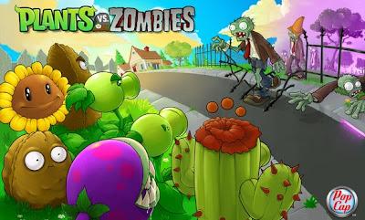 Cheat Zombie VS Plant 2012 Dan Cara Menggunakannya