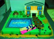Felix's Villa Cake
