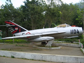 high-subsonic MiG-17