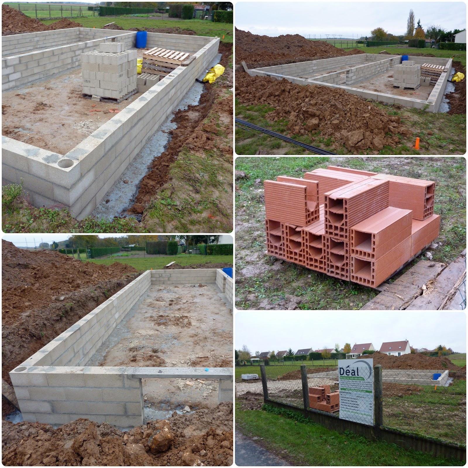 Notre projet de construction de maison individuelle les for Projet construction maison individuelle