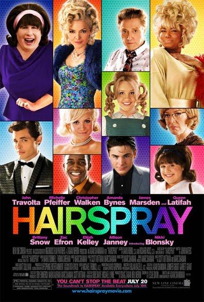 Hairspray: Suéltate el Pelo Poster