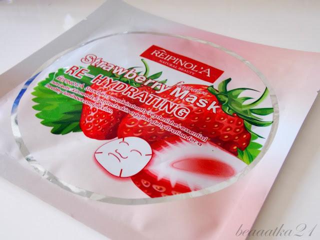 Reipinol'a Strawberry Mask