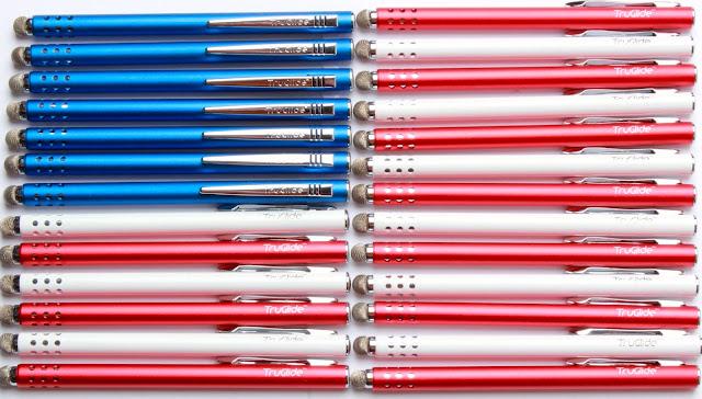 USA TruGlide styluses