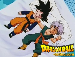 Dragon Ball Z capitulo 240