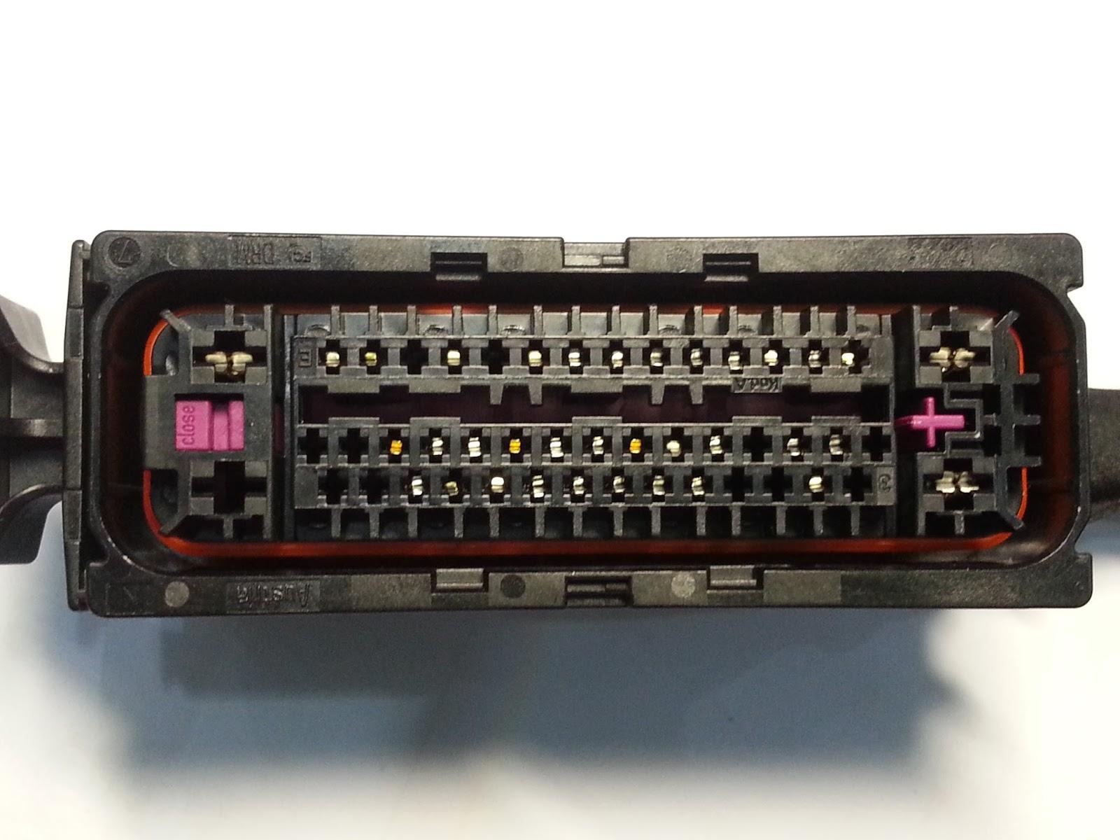 Vw Passat R-line Instrument Cluster To Octavia Mk1   - Skoda Octavia Mk I