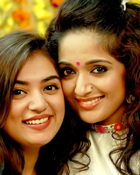 Kavya Madhavan And Nazriya Selfie Goes Viral in social Media