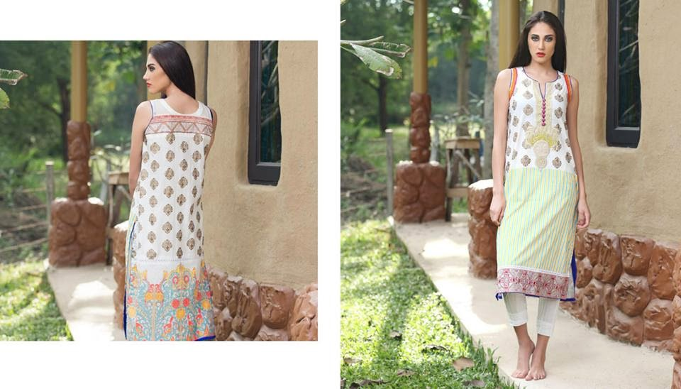 Firdous prints kurtis collection