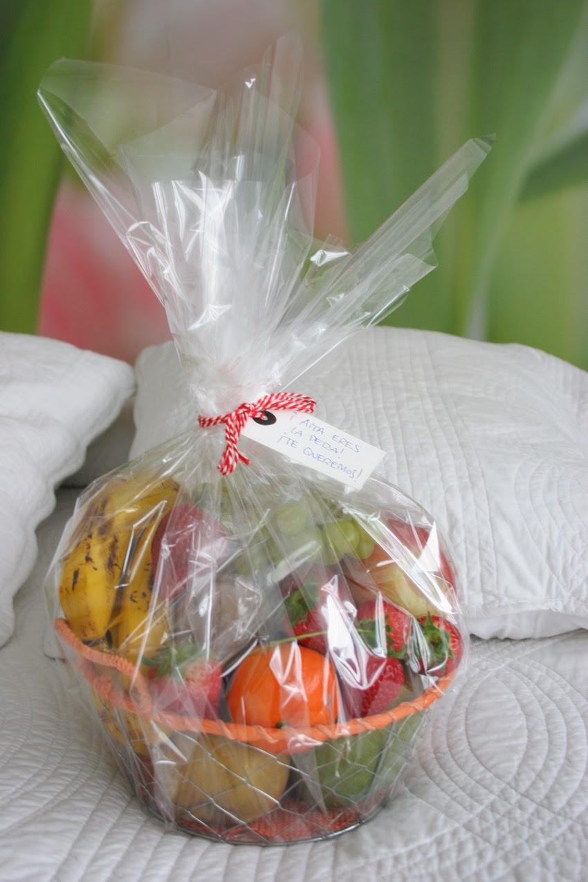 Cesta de fruta de regalo para el Día del Padre12