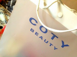 Coty Goodiebag ♥ Review ♥