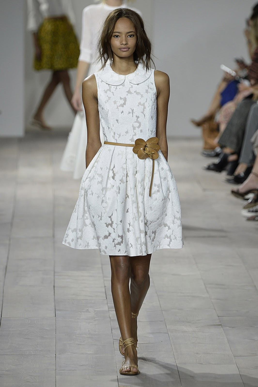 Eniwhere Fashion - Michael Kors Spring Summer 2015