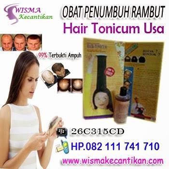 Obat Penumbuh Rambut Hair Tonicum Usa