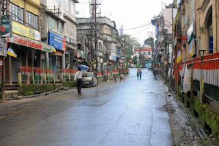 Darjeeling 12-hour transport strike