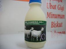 Susu kambing segar frozen