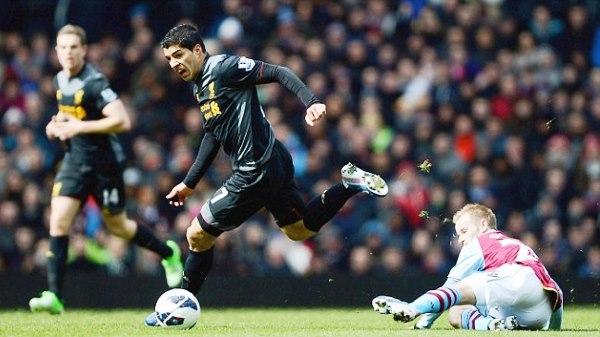 BPL - Aston Villa v Liverpool
