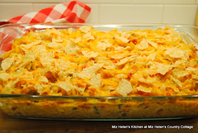 Cowgirl Casserole at Miz Helen's Country Cottage
