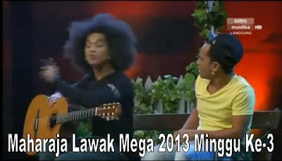 Maharaja Lawak Mega Minggu 3 Full Version