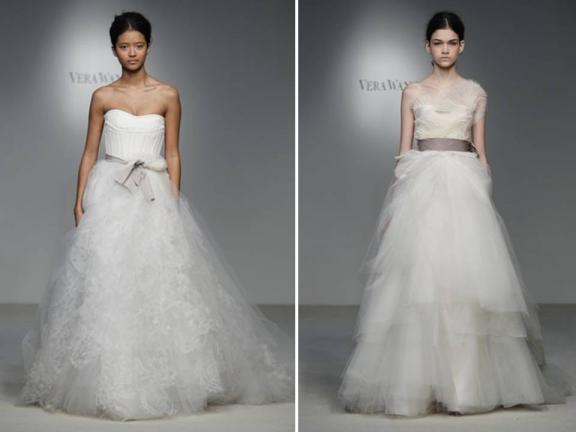 Vera Wang Bridal Gowns - Spring 2010 Lookbook - YouTube