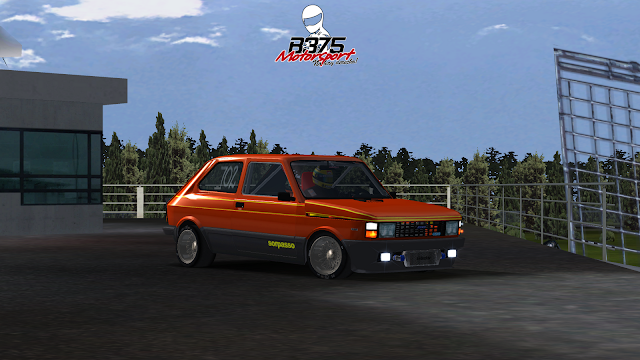 renault 11 en circuito