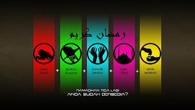 Jadwal Imskiyah Ramadhan 1436 Hijriah